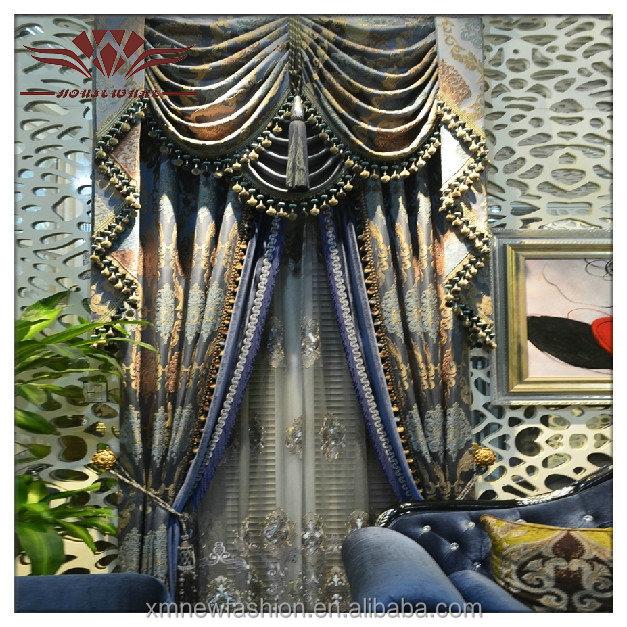 druckmuster und fenster lage vorh nge vorhang design f r das wohnzimmer vorhang und volant buy. Black Bedroom Furniture Sets. Home Design Ideas