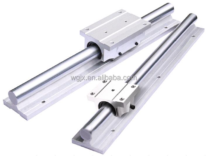 Linear Rail Brake : Dual shaft rail linear guide buy