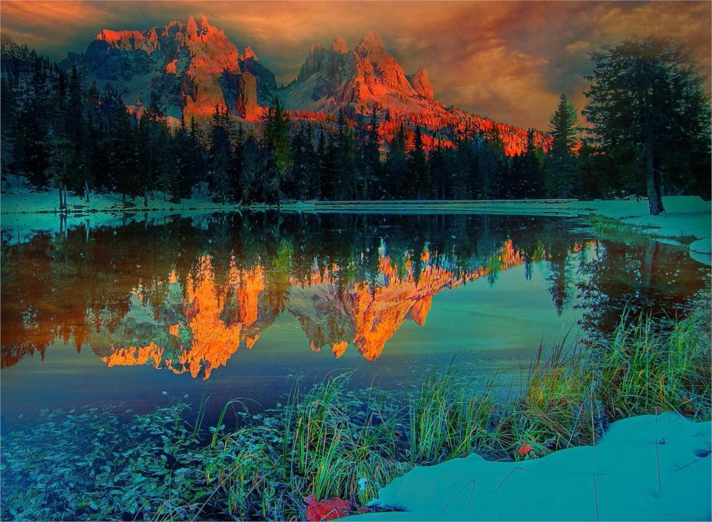 Image Montagnes Promotion-Achetez des Image Montagnes