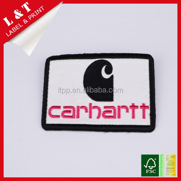 Rooster design clothes shoes logo embroidery patches
