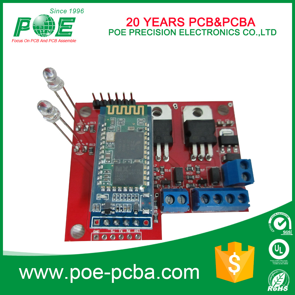 Controller Printed Circuit Board Assembly Pcba Or Suppliers And Manufacturers At