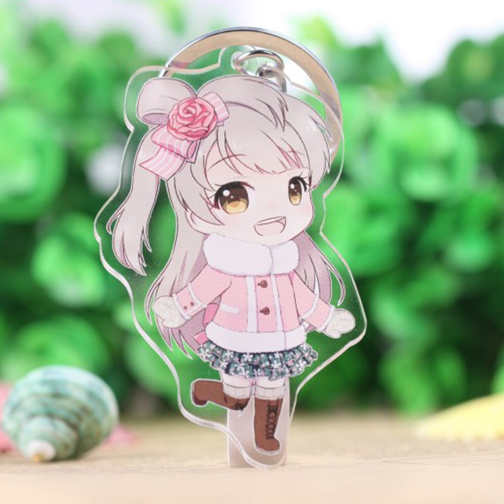 Factory Sale Of Customized Wholesale Acrylic Exquisite  Charms/ornament/keychain With Customized Logo/printing/engraving - Buy  Custom Printed Acrylic