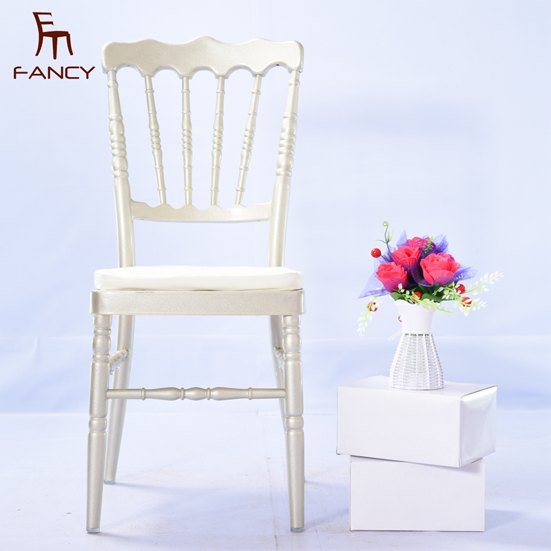 China factory manufacturer rental napoleon chairs for event wholesale
