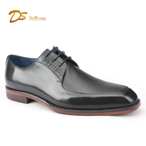 leather genuine shoes soft shoes Classy mens formal for men zHcqPP
