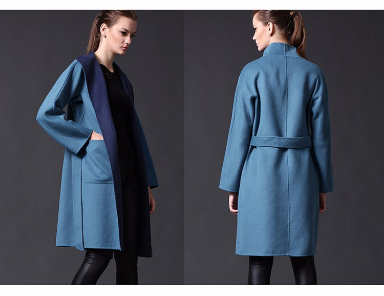 New Style Ladies Long Coat Design Brand Name Coats View coats