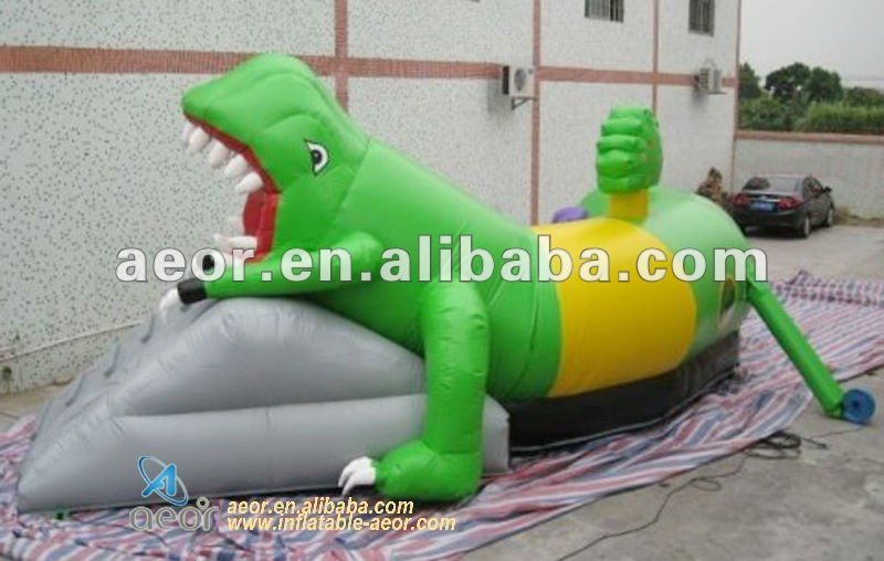 2012 New&Hot Inflatable Obstacle for kids/inflatable tunnel