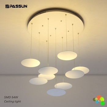 modern lighting decoration chandelier for living room 5400lm, View lighting  chandelier, PASSUN Product Details from Zhongshan Passun Lighting Factory  ...