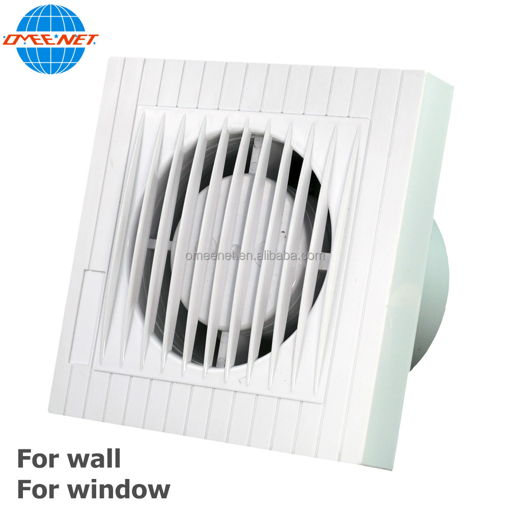 6 Inch Lowes Noise ABS Material Kitchen Household Bathroom Air Exhaust Ventilation <strong>Fans</strong>