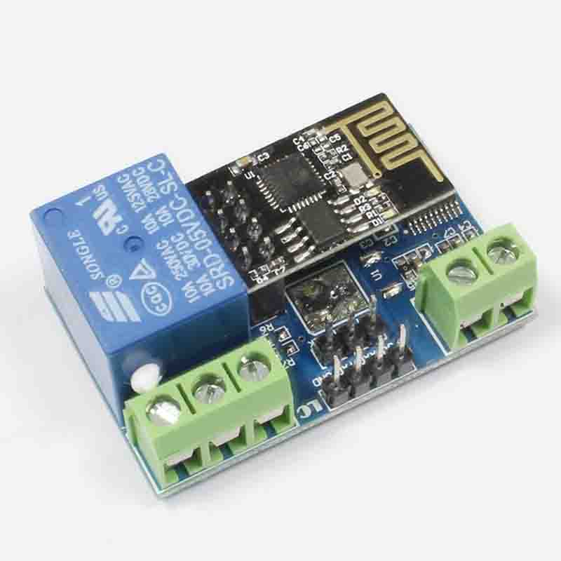 5v Wifi Relay Module Esp8266 App Remote Control Switch For Smart Home  Automation Board - Buy Smart Home Automation,Remote Control Switch,Esp8266  Wifi