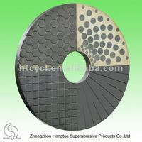 Vitrified CBN Double discs surface grinding wheel
