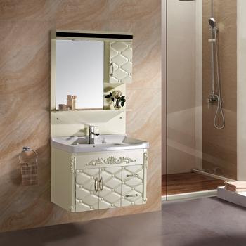 Standı Pvc Banyo Vanity Seti,Pvc Banyo Vanity Dolabı,Modern Banyo ...