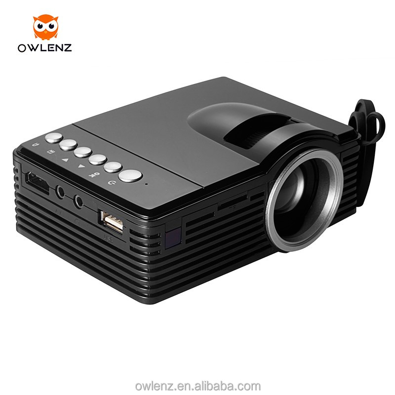 Cheapest Mini Portable LED Projector SD20 made in china Digital Projector Christmas Gift
