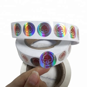 Cheap Price Custom Printed Reflective Holographic Sticker Vinyl Roll