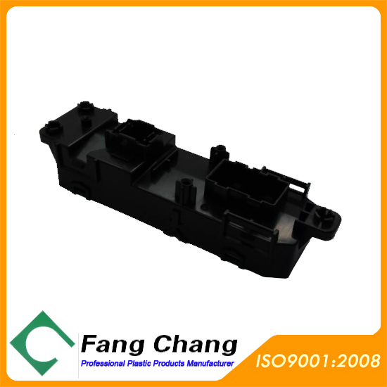 Customized Injection ABS Plastic Accessories Nylon Accessories