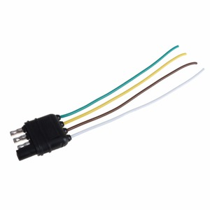 4 Wire Trailer Cable, 4 Wire Trailer Cable Suppliers and ...  Wire Trailer Harness Retractable on 6 wire trailer harness, five wire trailer harness, 4 wire plug connector, three wire trailer harness, wiring harness, 7 wire trailer harness,