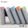 Low price rubber power bank power band portable cellphone charger 7800mah for mobile