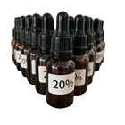 10% 20% 30% drop bottle full spectrum cbd hemp oil for sale