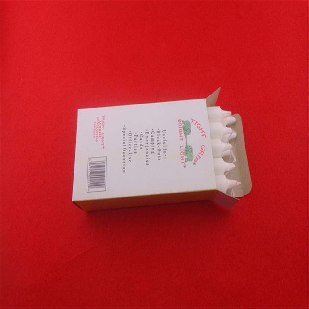 white candle for daily lighting with competitive price