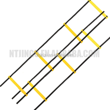 Football soccer ball training adjustable Speed sports agility ladder double agility ladder