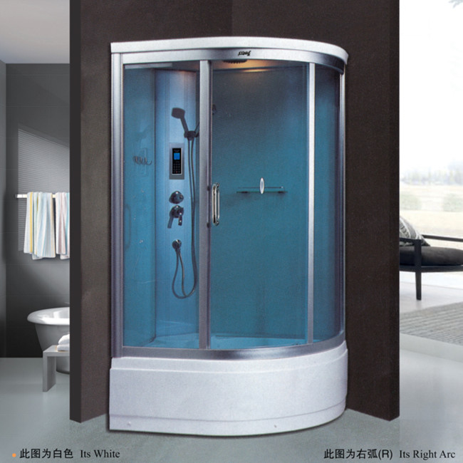 Luxury water therapy two person steam room