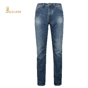 Wholesale your own brand men hosen zerrissene jeans gute qualität denim jeans