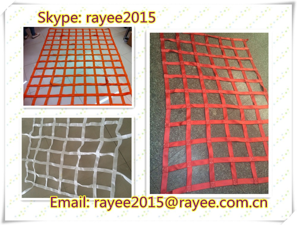 High Quality Polyester Cargo Nets Webbing Sling For Sale