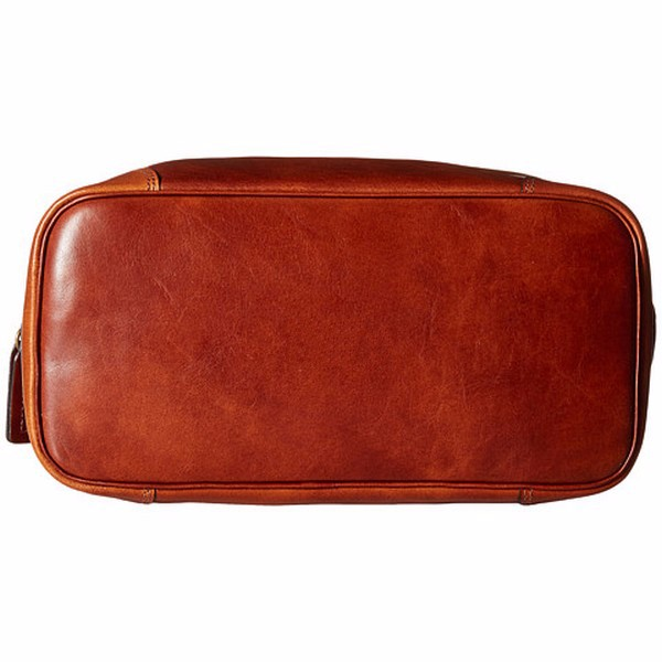 Leather Travel Cosmetic Bags Shaving Case Best Mens Leather Toiletry