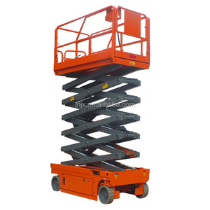China Used Widely Self Propelled Electric Scissor Lift