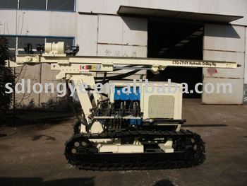 mining drilling machine(CTQ-Z110Y)