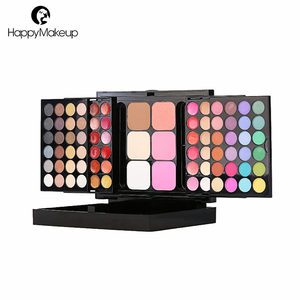 Professional Makeup Kit 78 Color Cosmetic Set (72 eyeshadow+6 foundation) 3- Layer, High Quality!!
