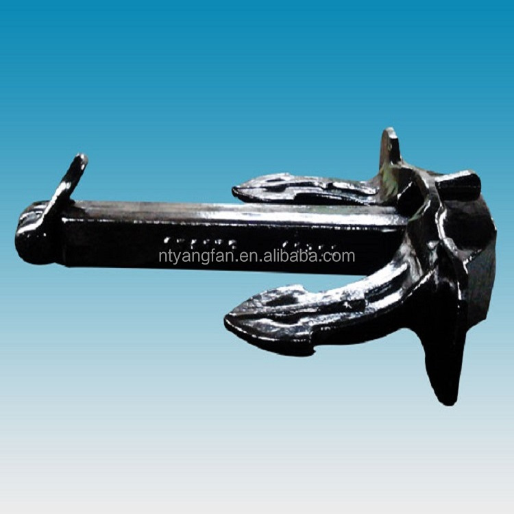 Japan Stockless Marine Anchor , JIS Ship Anchor For Sale