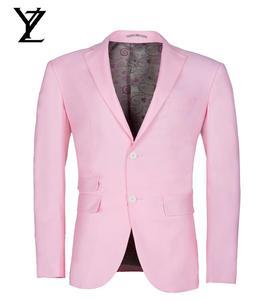 ceef00113 China Pink Suit Jacket