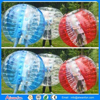 bubble soccer human bumper balls