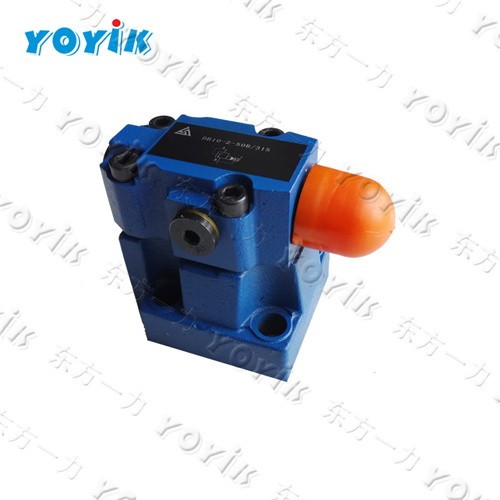 For plant DB10A-5X/31.5 Relief valve