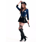 Factory hot sale sexy costume cop