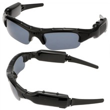 Pinhole Video Recorder DVR Sunglasses Portable Sunglasses Mp3 Player With Camera SV023344