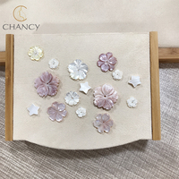 Wholesale jewelry findings accessories natura mother pearl shell pendants charms
