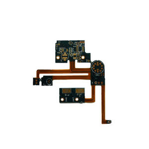6 Layers Rigid Flex PCB Circuit Board Flex-Rigid PCB for Industry Control