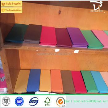 150 50*65 Size Manila Color Bristol Board For Peru Customer