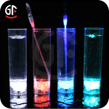 Christmas Party Favor Colorful Luminous Led Plastic Drinking Glasses
