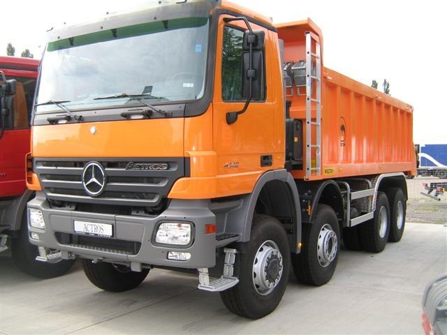 used mercedes benz tipper trucks for sale in germany