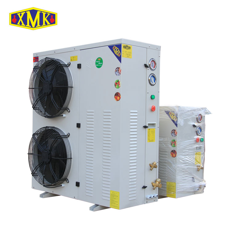 2P 3P 4P 5P Professional supermarket equipment and cold room super silent and high saving power condensing unit weight