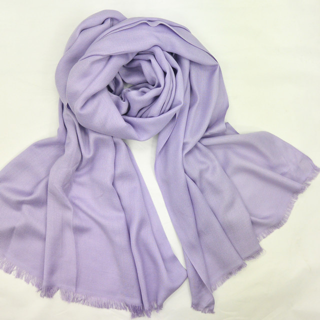 Plain/solid color rayon/viscose cheap imitate wool/cashmere long scarf/shawl/pashmina