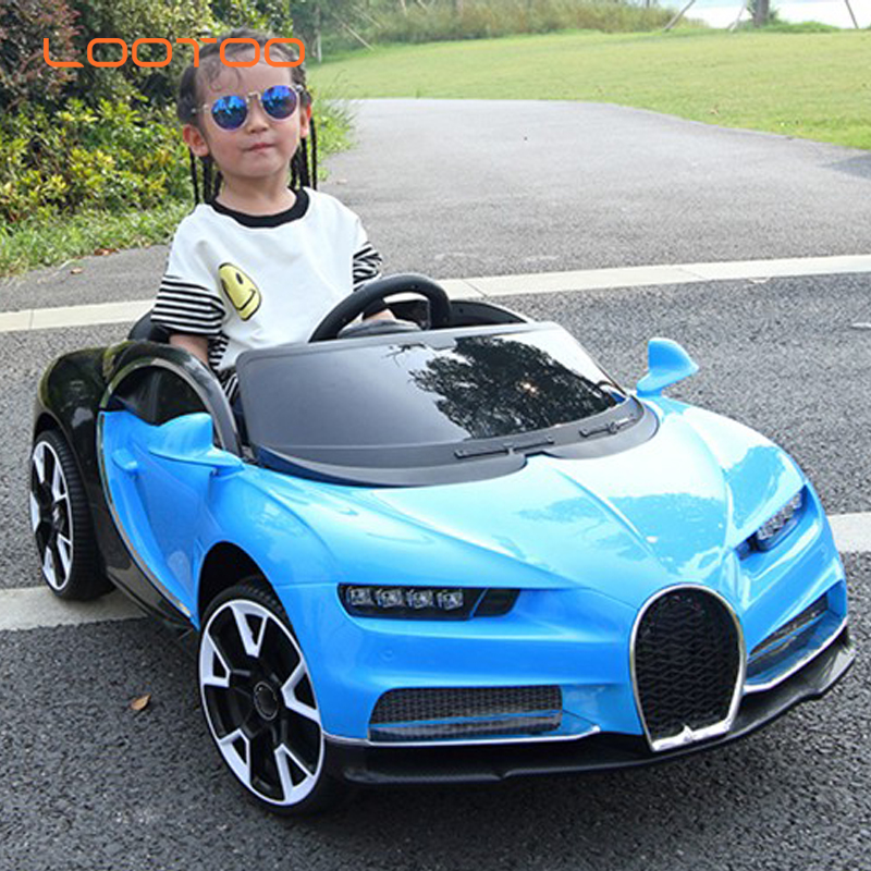 Cheap price new mini ride on motor toys 12v battery power kids electric car with remote control for driving