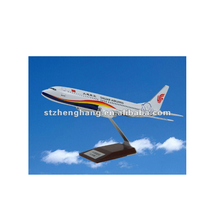 dalian airlines logo aircraft display models chinese handicraft for selling