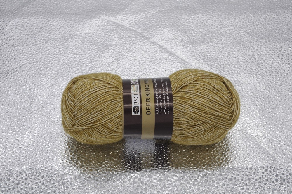 Contact Supplier Chat Now! Flame Retardant knitted yarn knitting yarn price