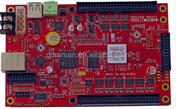 Coreman SMD 3535 P4 P10 smd indoor board//verhuur gebruik led screen DBSTAR asy11nc 908 video