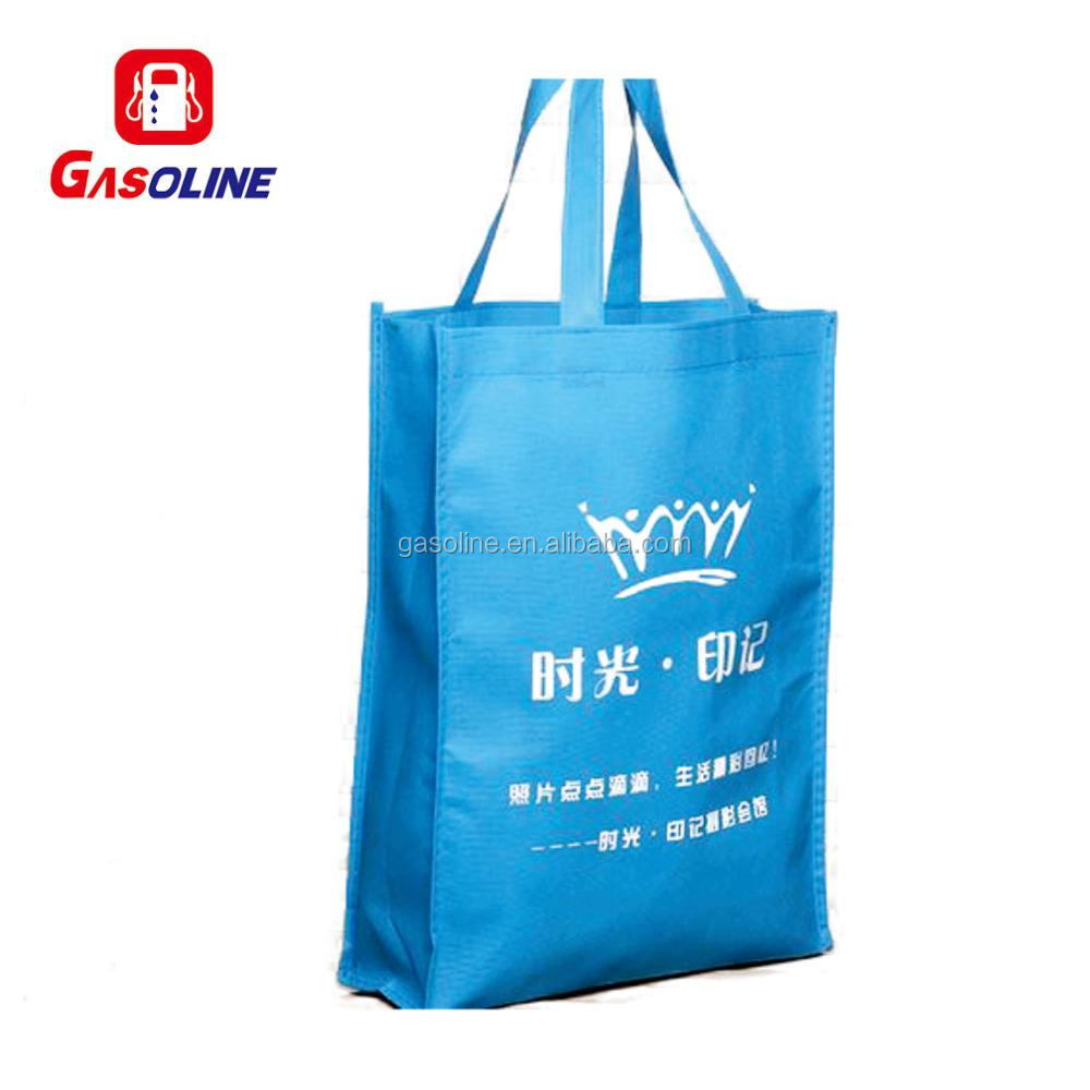 Various classical personalised printed non woven bag