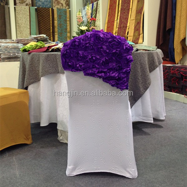 3d airlayer universal spandex chair cover with purple wedding decoration chair caps buy universal spandex chair cover with chair cap3d airlayer wedding