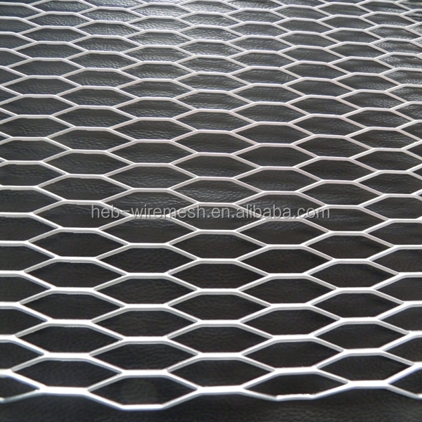 low price galvanized expanded metal mesh